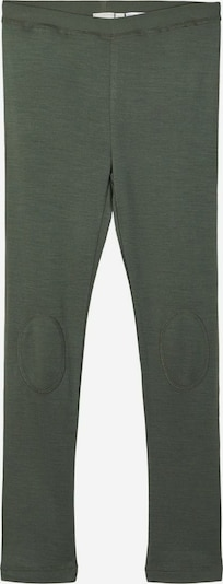 NAME IT Leggings in graphit: Frontalansicht
