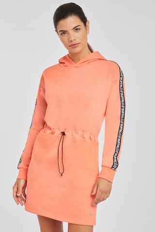 BUFFALO Dress in Orange