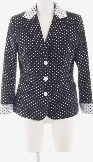 heine Kurz-Blazer in XL in schwarz / weiß, Produktansicht