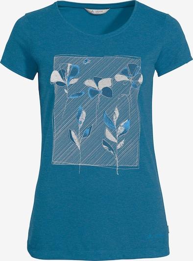 VAUDE Performance Shirt 'Skomer' in Blue / Mixed colors, Item view
