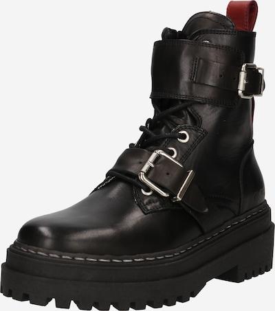 BUFFALO Boots 'SARI' in rot / schwarz, Produktansicht