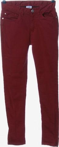 ElleNor Röhrenhose in M in Rot