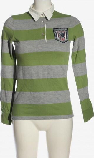 ARQUEONAUTAS Polo-Shirt in S in hellgrau / grün, Produktansicht