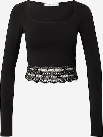 ABOUT YOU Shirt 'Ashley' in schwarz, Produktansicht