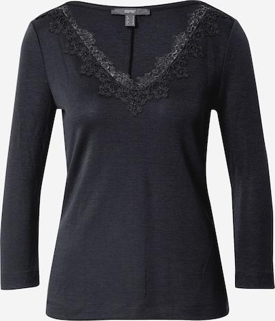 Esprit Collection Shirt in schwarz, Produktansicht