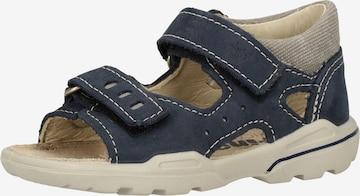 Chaussures ouvertes Pepino en bleu