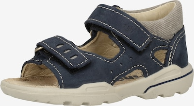 Pepino Sandale in blau, Produktansicht