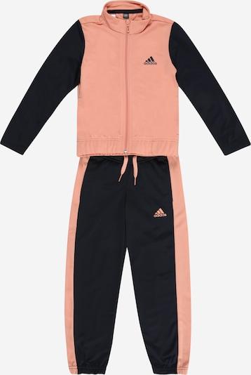ADIDAS PERFORMANCE Trainingsanzug en rosa / schwarz, Vue avec produit