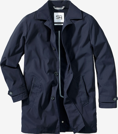 S4 Jackets Mantel in navy, Produktansicht