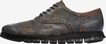 Chaussure à lacets Cole Haan en mélange de couleurs