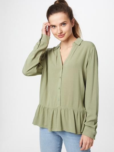 ESPRIT Bluse in khaki, Modelansicht