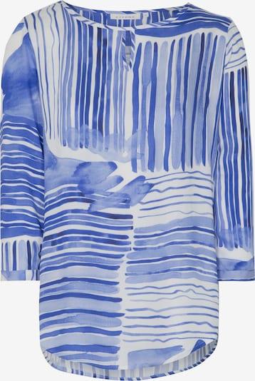 ETERNA Tunika in blau / weiß, Produktansicht