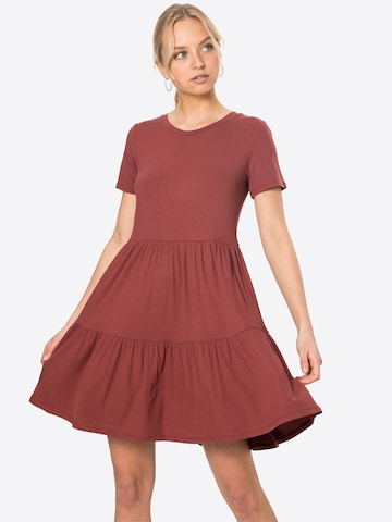 ABOUT YOU Dress 'Carla' in Brown