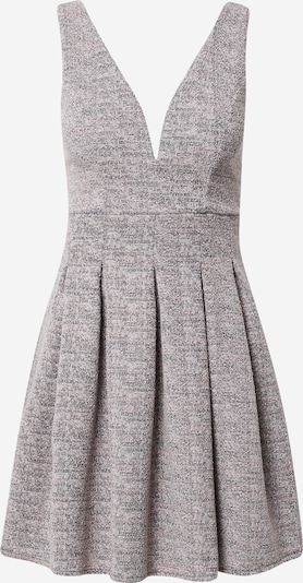 WAL G. Cocktail dress 'SALEHA' in Grey / Pink / Black, Item view