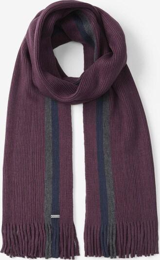 TOM TAILOR Sjaal in de kleur Rood, Productweergave