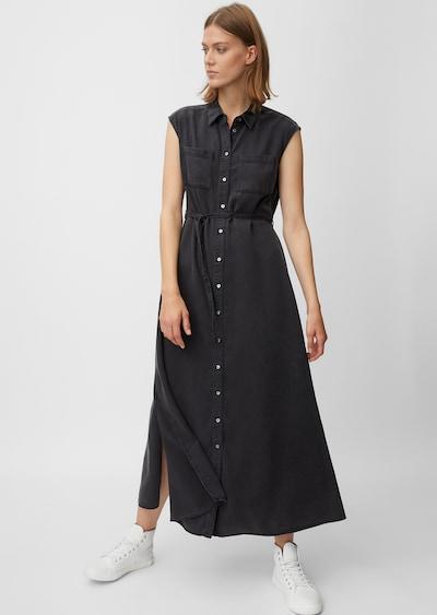 Marc O'Polo Kleid in dunkelgrau, Modelansicht