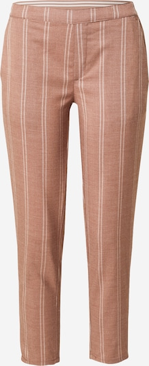 ZABAIONE Chino trousers 'Marion' in Brown / Cappuccino, Item view