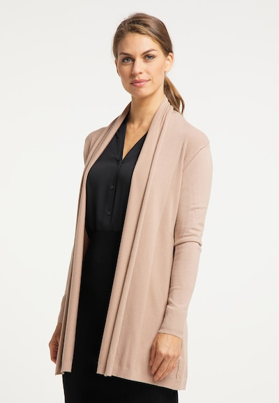 usha BLACK LABEL Cardigan in rosa, Modelansicht