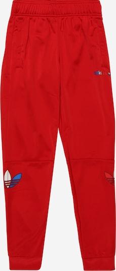 ADIDAS ORIGINALS Bikses 'Adicolor' zils / sarkans / balts, Preces skats
