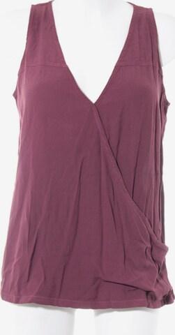 ROCKAMORA ärmellose Bluse in M in Pink