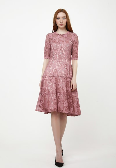 Madam-T Sommerkleid 'SAPALERI' in pink, Modelansicht