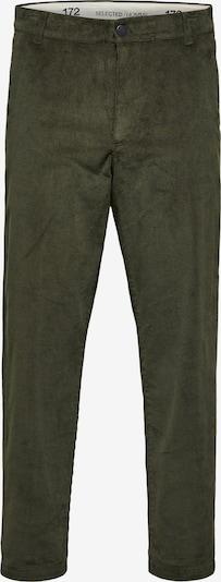 SELECTED HOMME Παντελόνι τσίνο 'Repton' σε λαδί, Άποψη προϊόντος