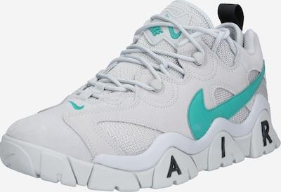 türkiz / világosszürke / fekete Nike Sportswear Rövid szárú edzőcipők 'Air Barrage', Termék nézet