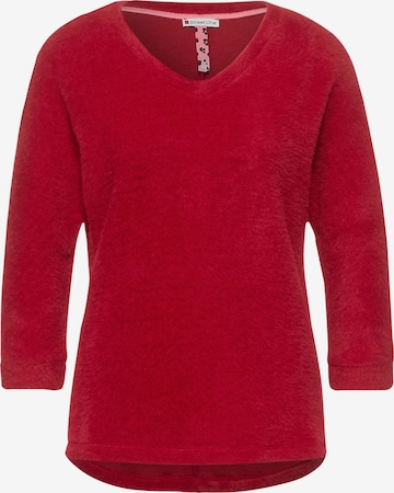 STREET ONE Shirt in Rot