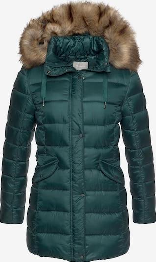 TAMARIS Winterjacke in dunkelgrün, Produktansicht