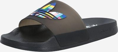 vegyes színek / fekete ADIDAS ORIGINALS Papucs 'ADILETTE LITE PRIDE', Termék nézet
