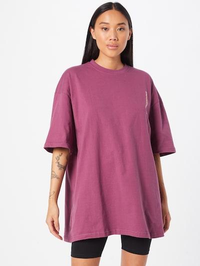 Public Desire Viseča obleka | bež / pesek / jagoda / oranžna barva, Prikaz modela