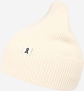 ARMEDANGELS Müts 'MAAX', värv valge