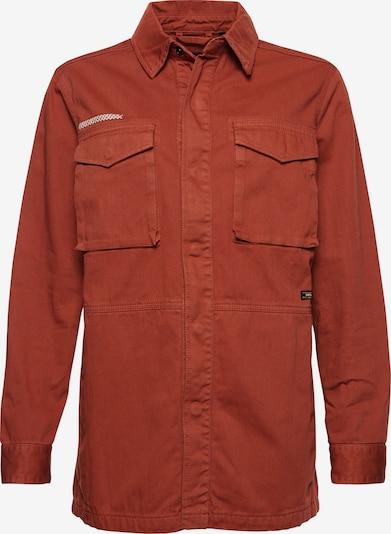 Superdry Jacke in rostrot, Produktansicht