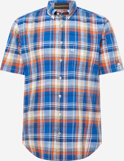 CAMEL ACTIVE Hemd in royalblau / mischfarben, Produktansicht