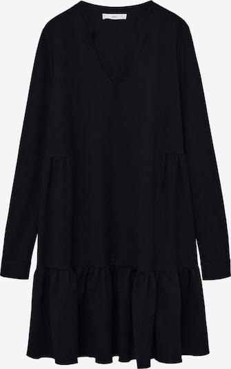 MANGO Obleka | črna barva, Prikaz izdelka