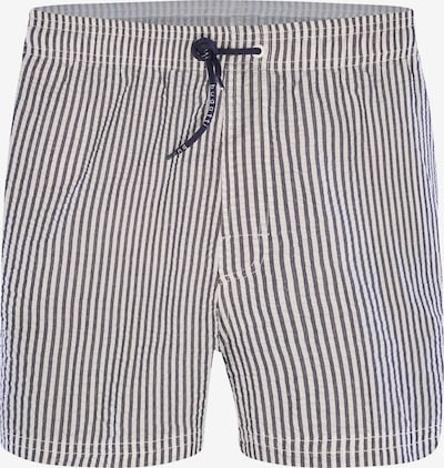bugatti Board Shorts ' Grischa ' in Navy / Grey, Item view