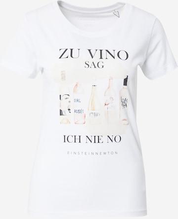 EINSTEIN & NEWTON Shirt in Weiß