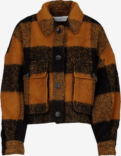 Young Poets Society Between-Season Jacket 'Hanni' in Brown / Black, Item view