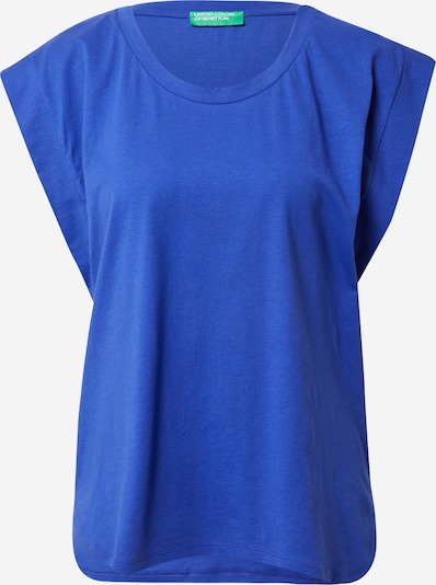 UNITED COLORS OF BENETTON Camiseta en azul, Vista del producto