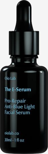 Oiolab THE E-SERUM. Pro-Repair Anti-Blue Light Facial Serum 30ml in schwarz, Produktansicht