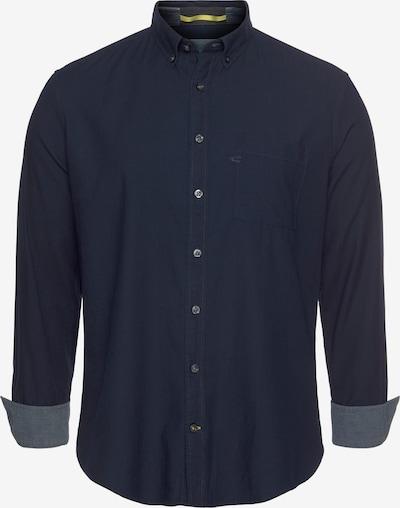 CAMEL ACTIVE Hemd in dunkelblau, Produktansicht