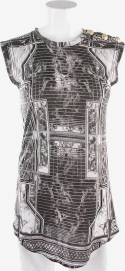 Balmain Top / Seidentop in S in schwarz, Produktansicht