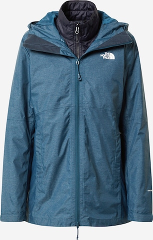 Giacca per outdoor 'HIKESTELLER TRICLIMATE' di THE NORTH FACE in blu
