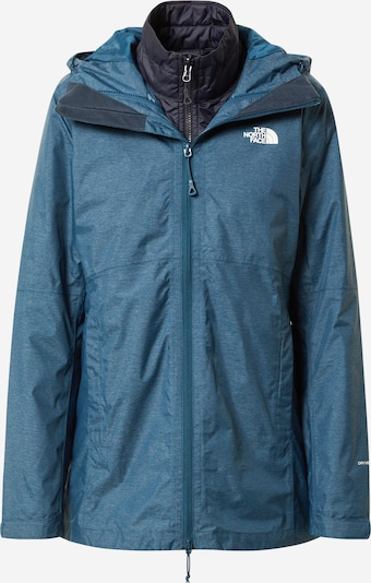 THE NORTH FACE Outdoorjas 'HIKESTELLER TRICLIMATE' in de kleur Blauw, Productweergave
