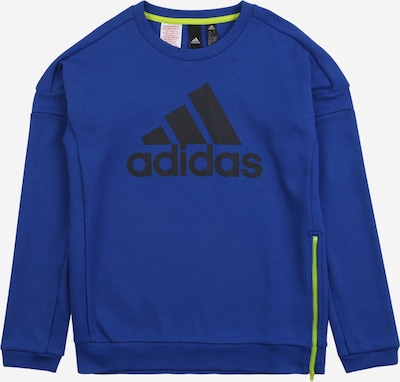 ADIDAS PERFORMANCE Sweatshirt in royalblau, Produktansicht