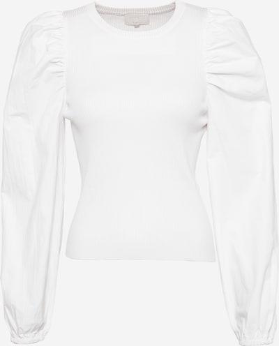 minus Trui 'Nille' in de kleur Wit, Productweergave