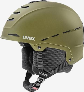 UVEX Helmet 'Legend 2.0' in Green