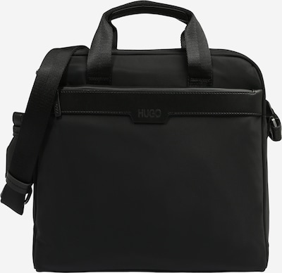 HUGO Document bag 'Luxown' in black, Item view
