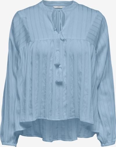 ONLY Bluse 'Elisa' in rauchblau / himmelblau, Produktansicht