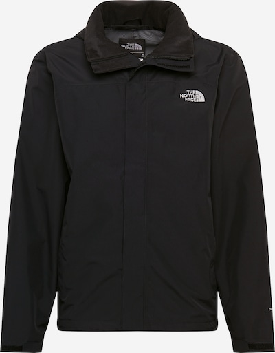 THE NORTH FACE Chaqueta de entretiempo 'SANGRO' en negro / blanco, Vista del producto